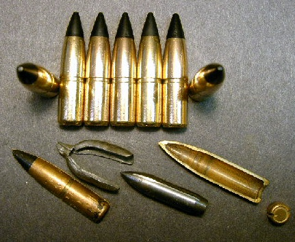.30 cal. Lake City 163gr. M-2 A.P. Hand-Pulled (20ct.)